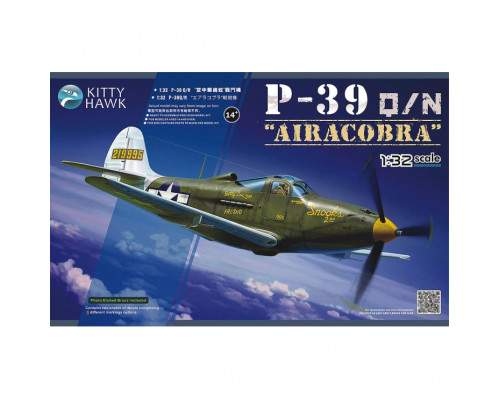 KH32013 1/32 P-39Q