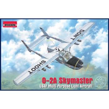 Rod620 Самолет Cessna O-2 Skymaster