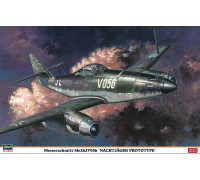 H08237 Hasegawa Немецкий реактивный истребитель Me262V056 Nachtjager (1:32)