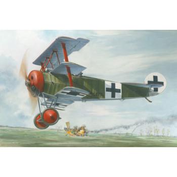 Rod601 Самолёт FOKKER DR.I