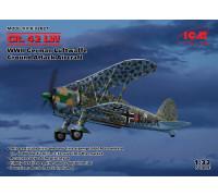 CR. 42 LW, Штурмовой самолет ВВС Германии II МВ