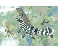 Самолёт FOKKER D.VII (FOKKER-BUILT, EARLY)
