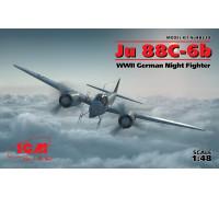 Ju 88С-6b, Германский ночной истребитель ІІ МВ