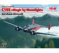 """C18S """"Magic by Moonlight"""", Американский демонстрационный самолет"""