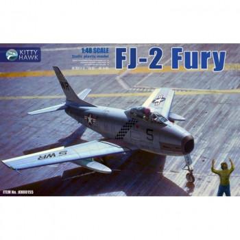 "KH80155 FJ-2 ""Fury"" от Kitty Hawk"