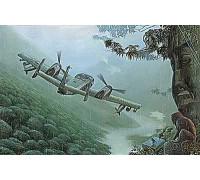 Самолёт GRUMAN OV-1A MOHAWK