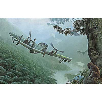 Rod406 Самолёт GRUMAN OV-1A MOHAWK
