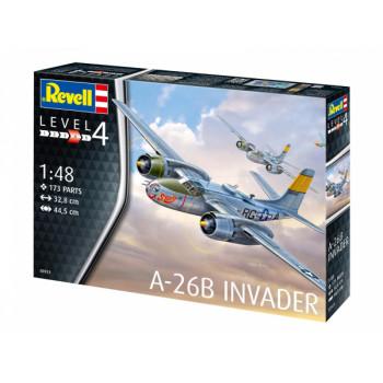 Бомбардировщик A-26B Invader