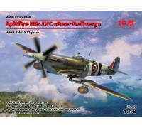 """Спитфайр Mk.IXC """"Доставка пива"""", Британский истребитель ІІ МВ"""
