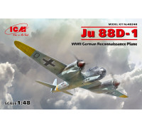 Ju 88D-1, Германский самолет-разведчик ІІ МВ