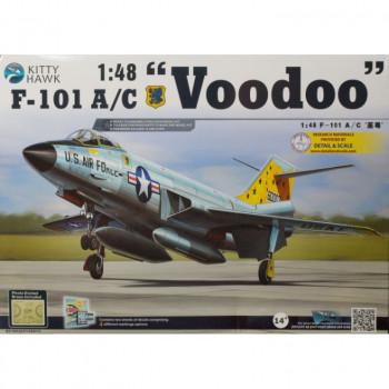 KH80115 1/48 F-101 Voodoo от Kitty Hawk
