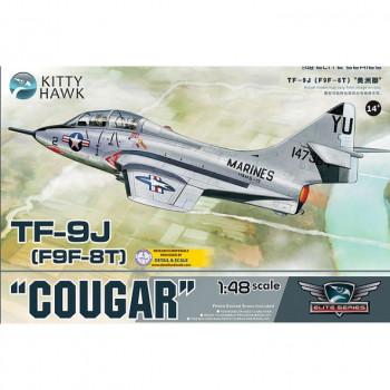 KH80129 1/48 TF-9J (F9F-8T) Cougar, , шт от Kitty Hawk