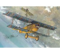Самолёт FOKKER D.VII (FOKKER-BUILT, LATE)