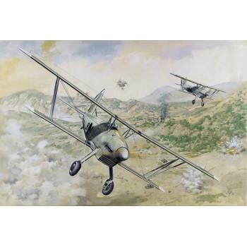 Rod427 Самолёт Arado Ar68E