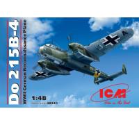Do 215 B-4, Германский самолет-разведчик 2 МВ