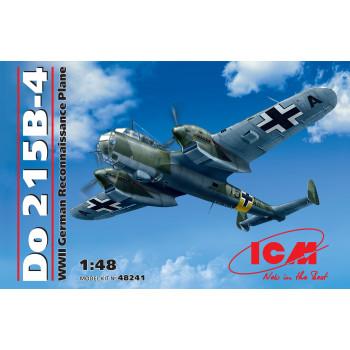 Do 215 B-4, Германский самолет-разведчик 2 МВ сборная модель