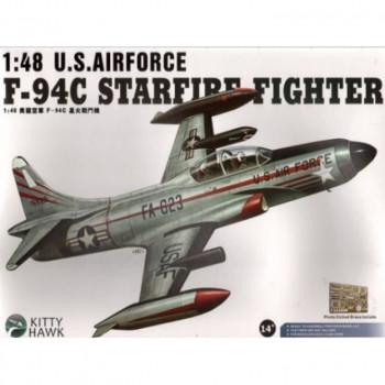 KH80101 1/48 F-94C от Kitty Hawk