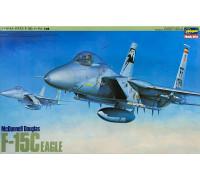 H07249 Hasegawa Американский истребитель F-15С Eagle (1:48)