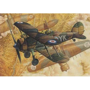 Самолёт GLOSTER GLADIATOR MK.I