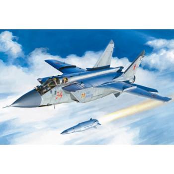 81770 MiG-31BM w/ KH-47M2 МиГ-31 БМ с комплексом КИНЖАЛ