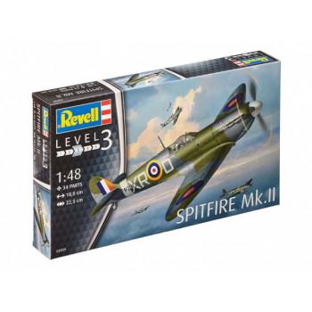 Самолет Истребитель Spitfire Mk.II, ВВС Великобритании