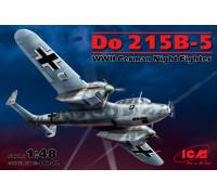 Do 215 B-5, германский ночной истребитель 2 МВ