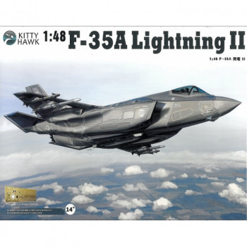 KH80103 F-35A Lightning II Version 2.0 от Kitty Hawk