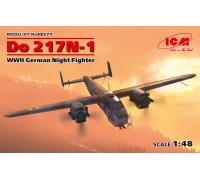 Do 217N-1, Германский ночной истребитель ІІ МВ