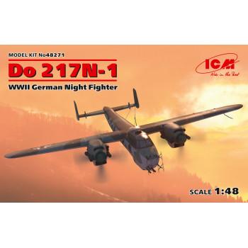 Do 217N-1, Германский ночной истребитель ІІ МВ сборная модель