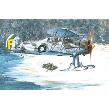 Rod401 Самолёт GLOSTER GLATIATOR MK.II