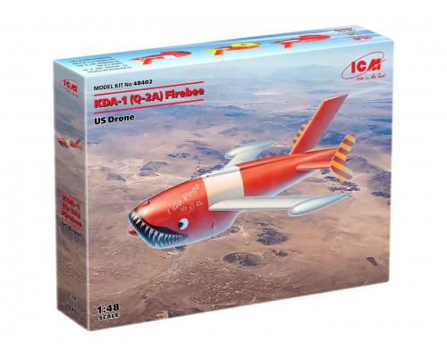 48402 ICM KDA-1(Q-2A) Firebee, Американский беспилотный самолет