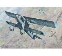 Самолёт Heinkel He-51 B-1