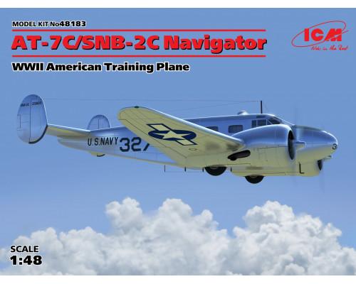 AT-7C/SNB-2C Navigator, армейский учебный самолет ІІ МВ