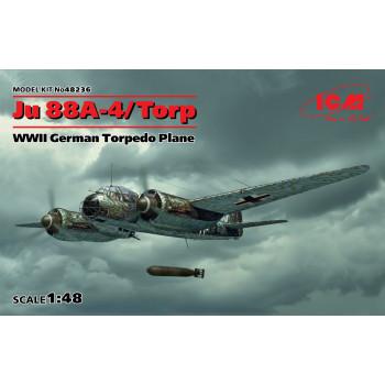 Ju 88A-4/Torp, Германский торпедоносец ІІ МВ сборная модель