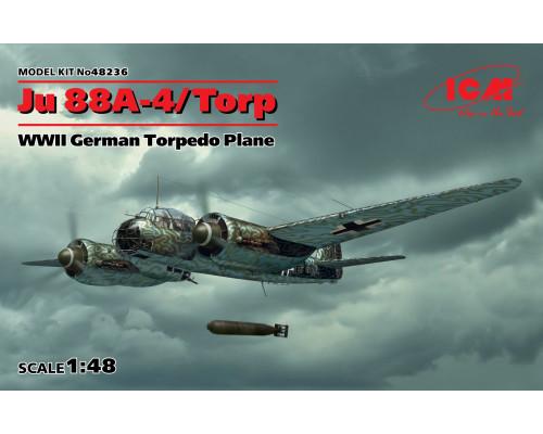 Ju 88A-4/Torp, Германский торпедоносец ІІ МВ