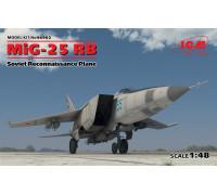 МиГ-25 РБ, Советский самолет-разведчик
