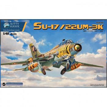 KH80147 1/48 Su-17 /22UM-3K, от Kitty Hawk