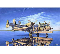 Самолёт GRUMMAN OV-1D MOHAWK