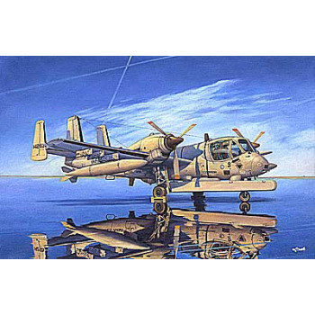 Rod413 Самолёт GRUMMAN OV-1D MOHAWK