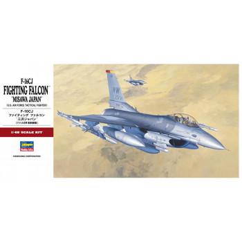 H07232 Hasegawa Истребитель F-16CJ Misawa Japan (1:48)