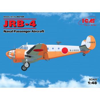 JRB-4, Флотский пассажирский самолет сборная модель