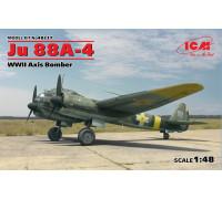 Ju 88A-4, Бомбардировщик стран Оси ІІ МВ