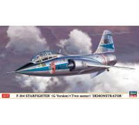 "H07459 Hasegawa Истребитель TF-104G ""Demonstrator"" (1:48)"