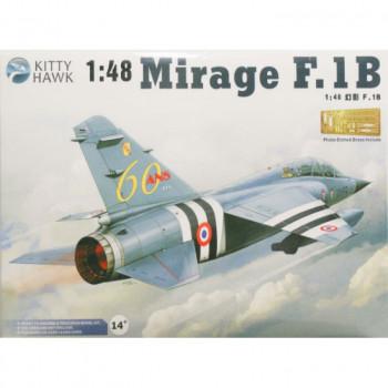 KH80112 1/48 Mirage F.1B, , шт от Kitty Hawk