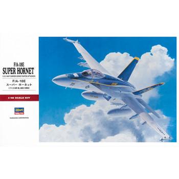 H07239 Hasegawa Американский палубный истребитель F/A-18E Super Hornet (1:48)