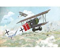 Самолёт FOKKER D.VII
