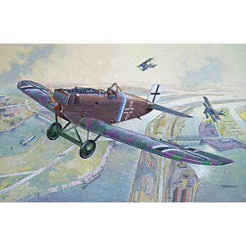Rod434 Самолёт Junkers D.I (short-fuselage version)