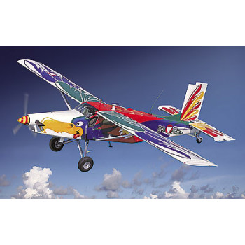 Rod444 Самолёт PC-6/B1-H2 Turbo-Porter Der Bunte Fredi