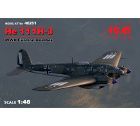 He 111H-3, Германский бомбардировщик ІІ МВ
