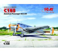 C18S,Американский пассажирский самолет